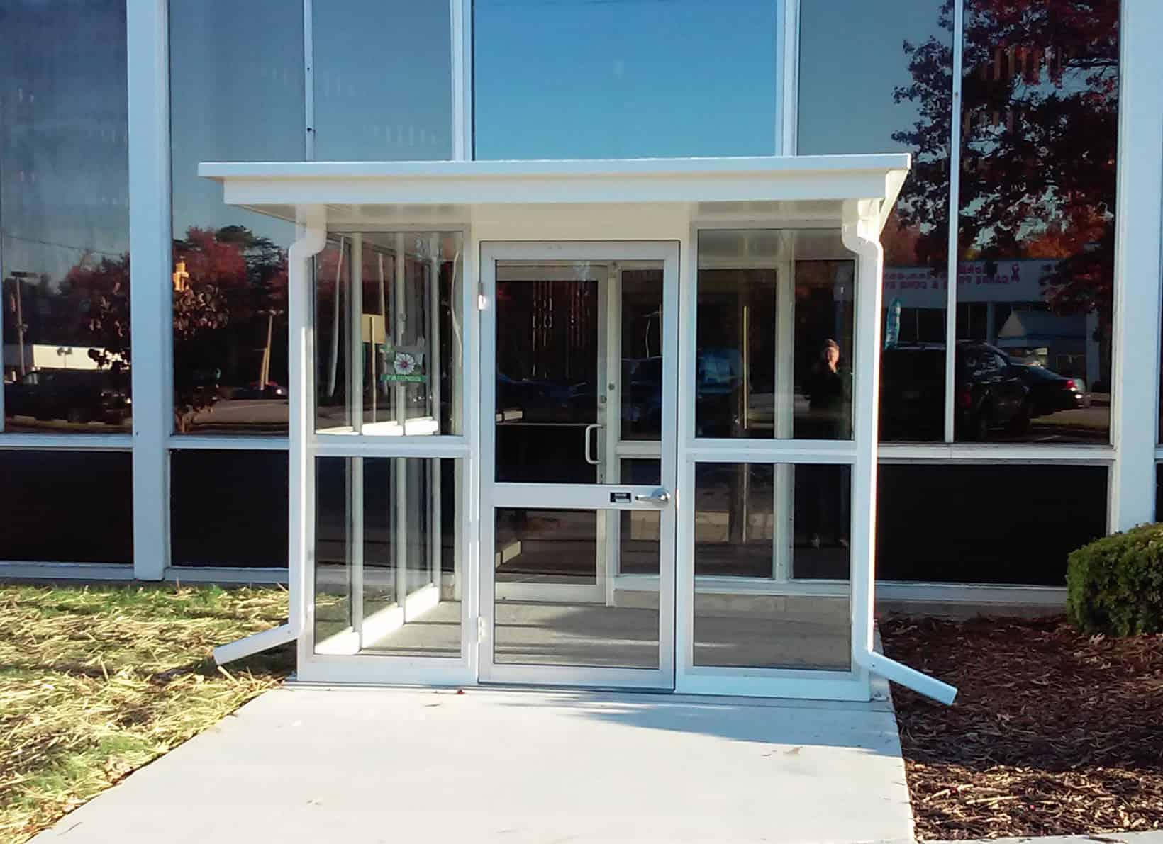 Entry Vestibules