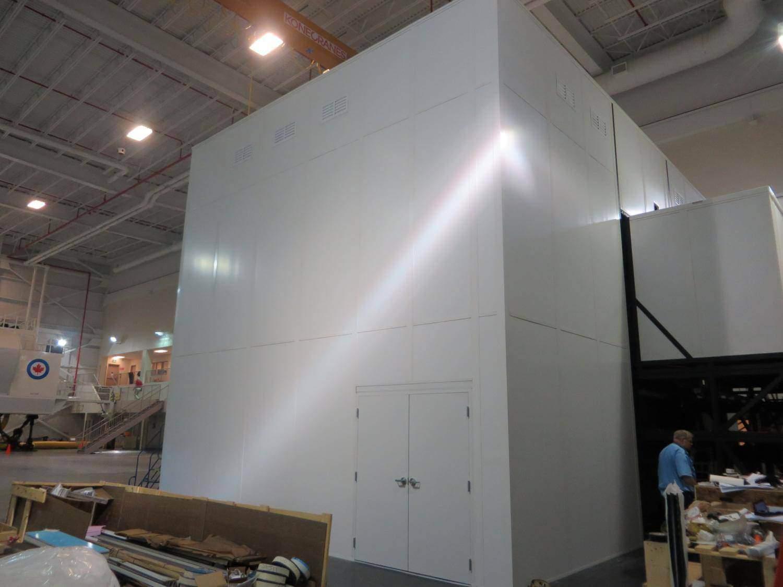 Modular Indoor Equipment Enclosure